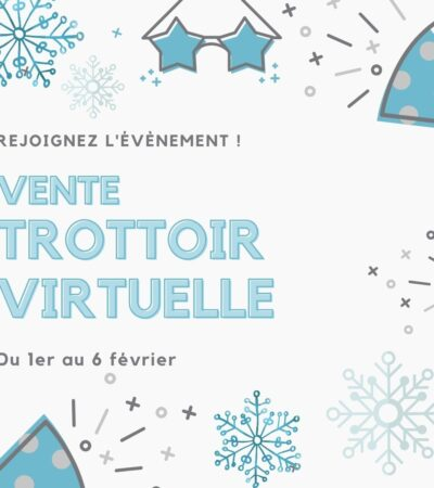 Vente Trottoir Virtuelle